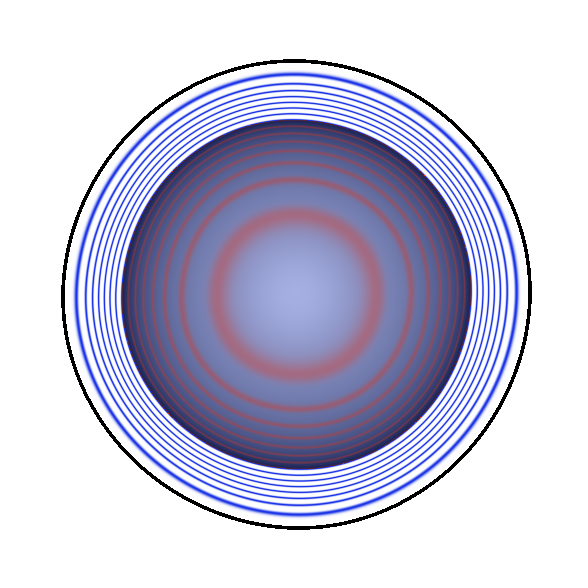 sphere medium radius